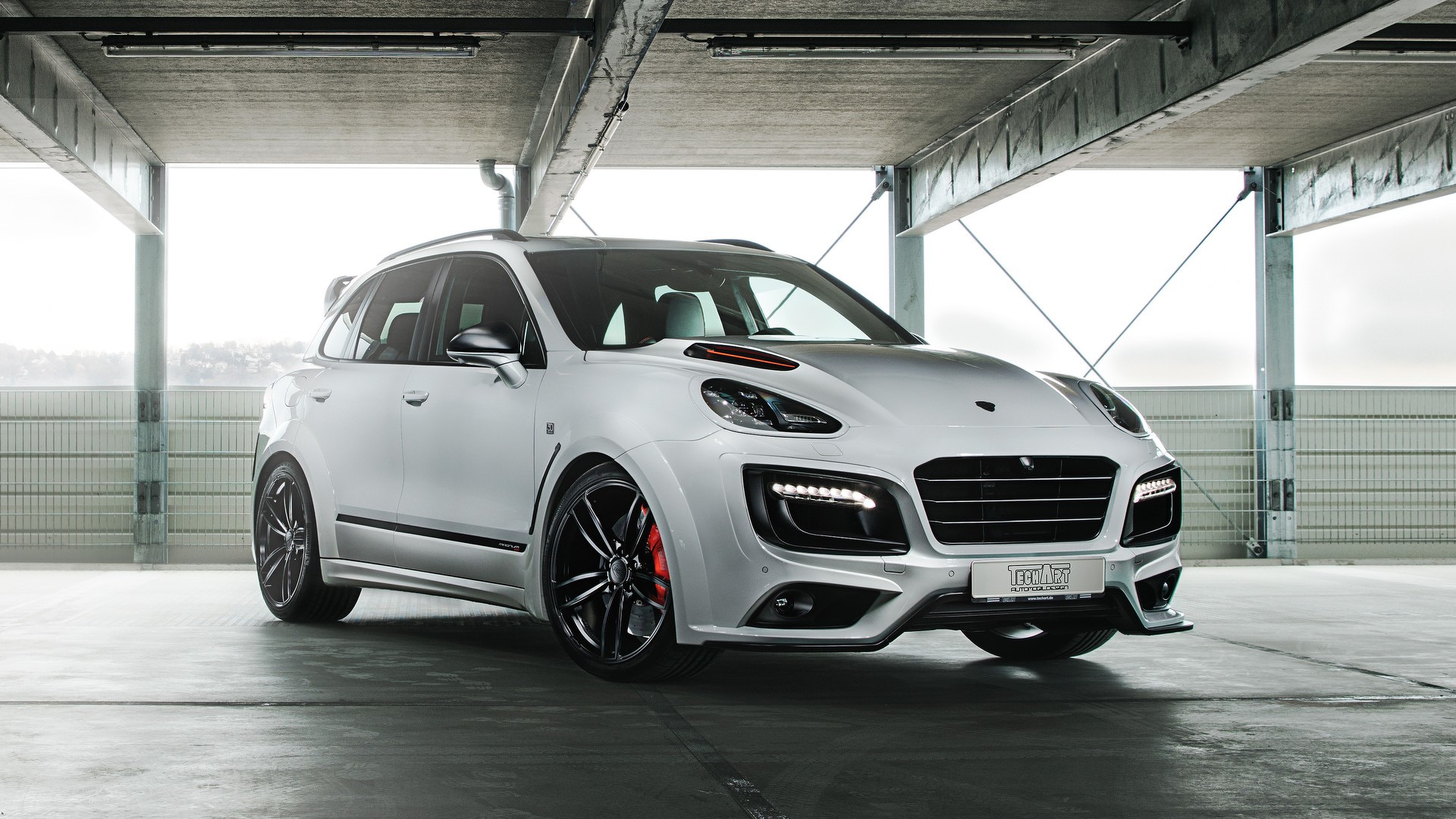 720 hp porsche cayenne turbo s marks techart 39 s 30th anniversary. Black Bedroom Furniture Sets. Home Design Ideas