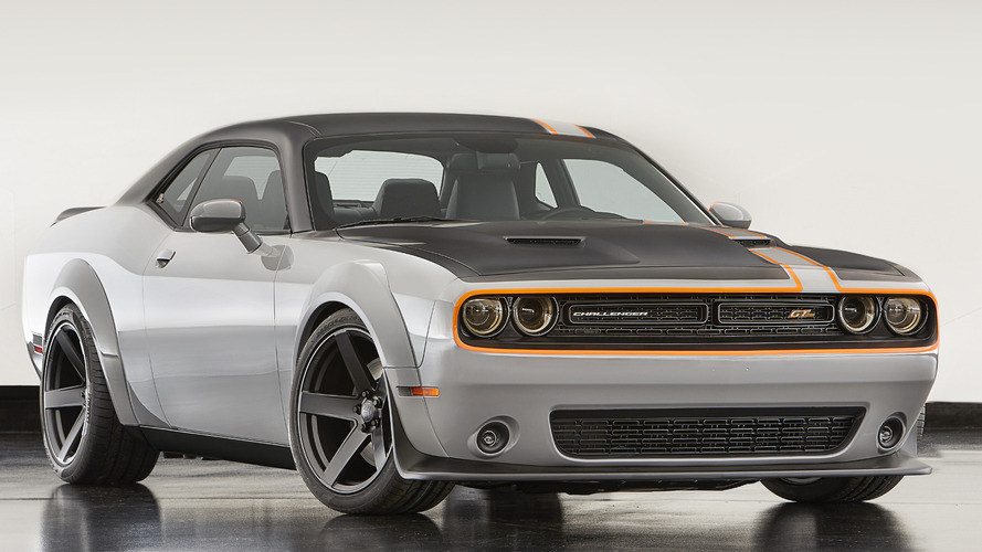 Dodge Challenger GT AWD Concept