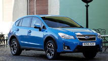 2016 Subaru XV launched in UK with improved efficiency