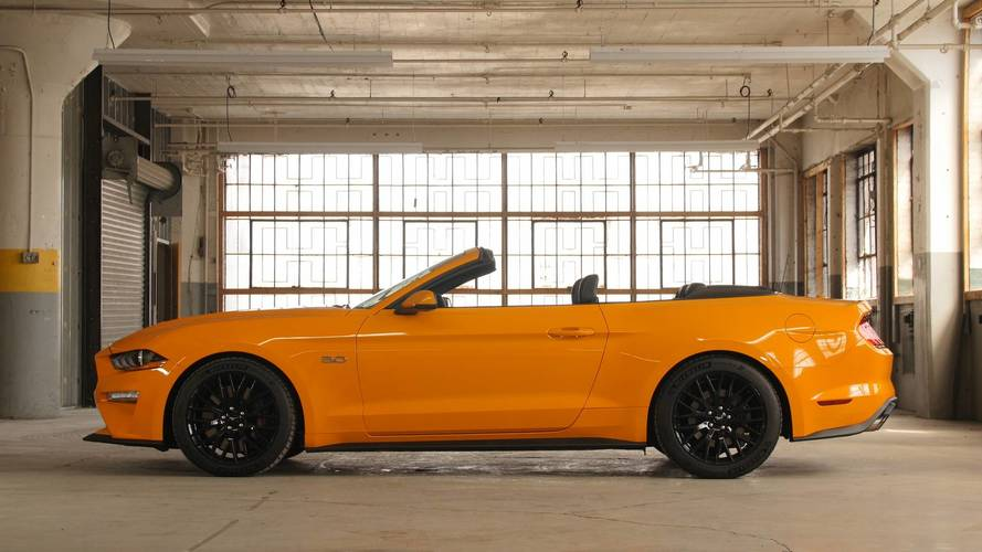 2018 Ford Mustang Convertible   Why Buy