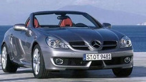 2008 Mercedes-Benz SLK facelift pics leaked?
