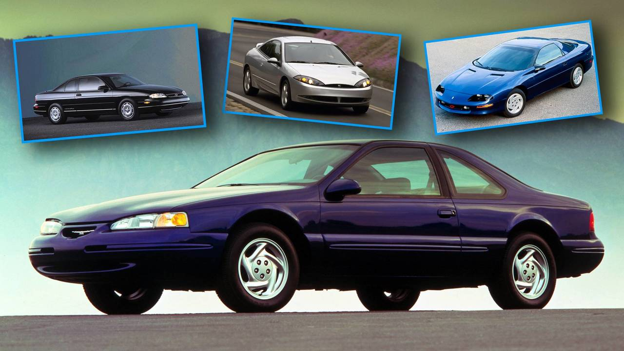 1990s muscle cars