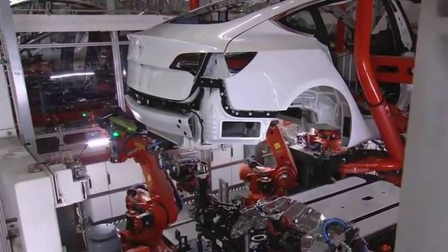 Musk Takes Responsibility For Excessive Automation Of Model 3 Production