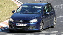 VW Golf R20 prototype spy photo