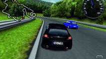 VW Scirocco R Race Game iPhone App Available for Free Download
