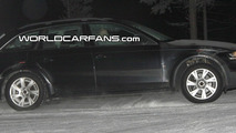 Audi A4 Avant AllRoad Spy Photo