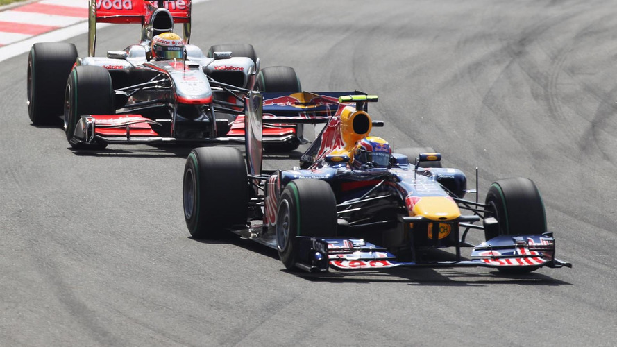 Red Bull must move on as McLaren looks to pounce
