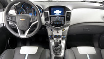 Chevrolet Cruze Hatchback show car interior
