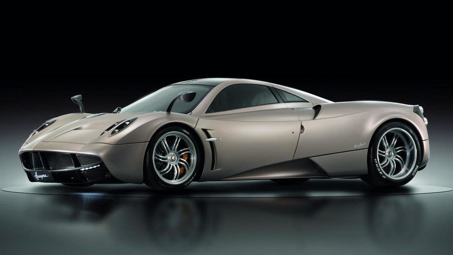 Pagani Huayra fails to make U.S. homologation