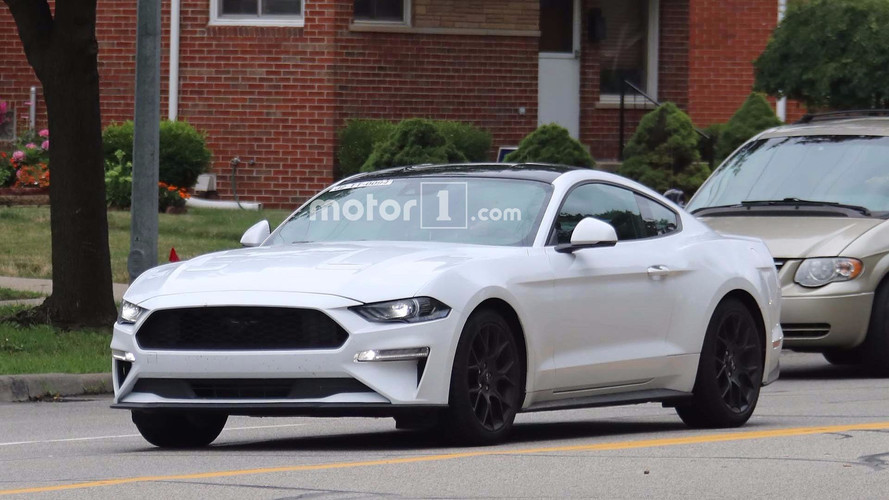 2018 Ford Mustang Euro-Spec