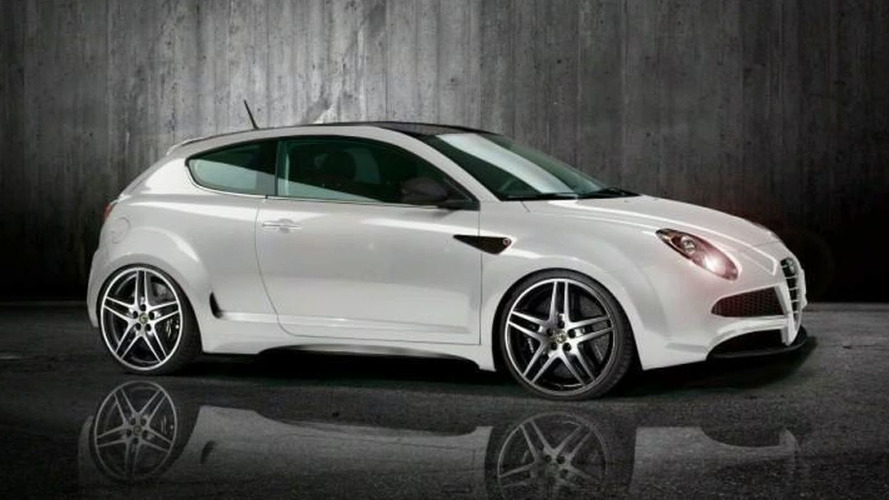 Alfa Romeo MiTo GTA with 230hp Confirmed