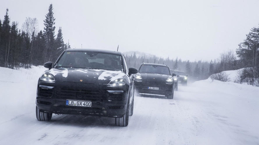 2018 Porsche Cayenne Completes Endurance Testing After 2.7M Miles