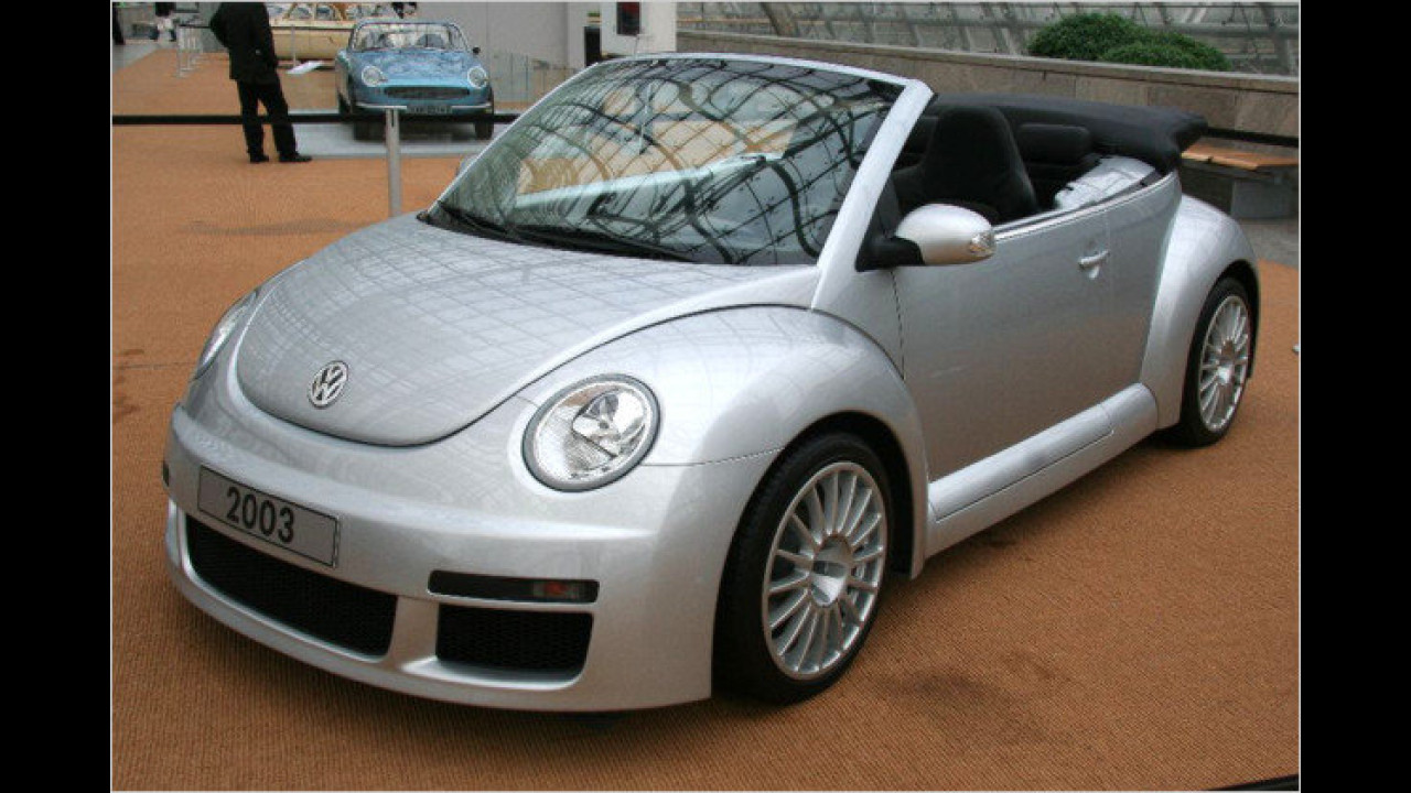 VW New Beetle RSI Cabrio (2003)
