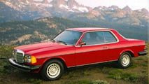 1981 Mercedes-Benz 300 CD Turbodiesel