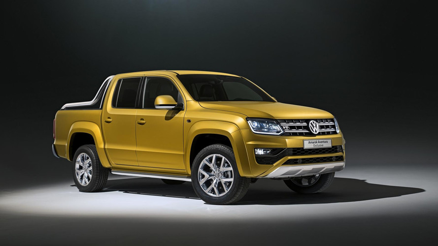 VW Amarok Aventura Exclusive concept et Amarok Dark Label