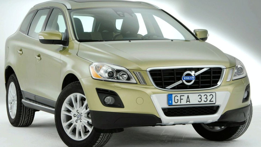 Volvo Announces XC60 Pricing for UK