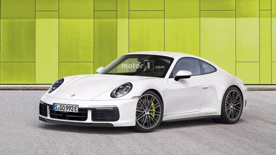 Electric Porsche 911 Officially Ruled Out For At Least 10 Years