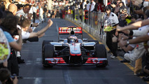 Jenson Button, Australian Grand Prix, 18.03.2012