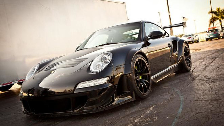 Street-legal Porsche 911 RSR by Champion Motorsports