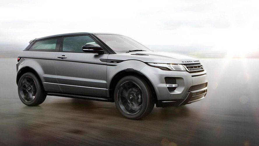 Land Rover considering new SUV below Evoque
