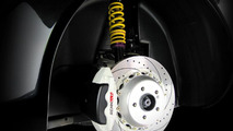 RENNtech SLR brakes and suspension, 800, 27.10.2011