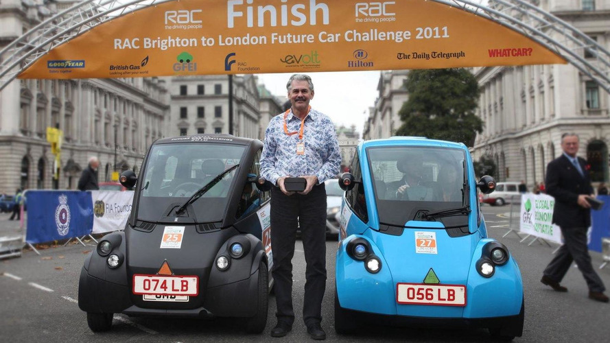Gordon Murray Design's T.27 EV does 346 mpg