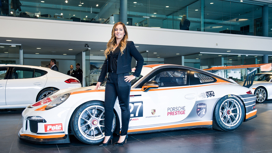Valérie Chiasson, a brand unto herself in racing world