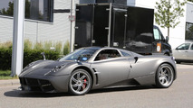 Possible Pagani Huayra Nurburgring Edition spied for the first time