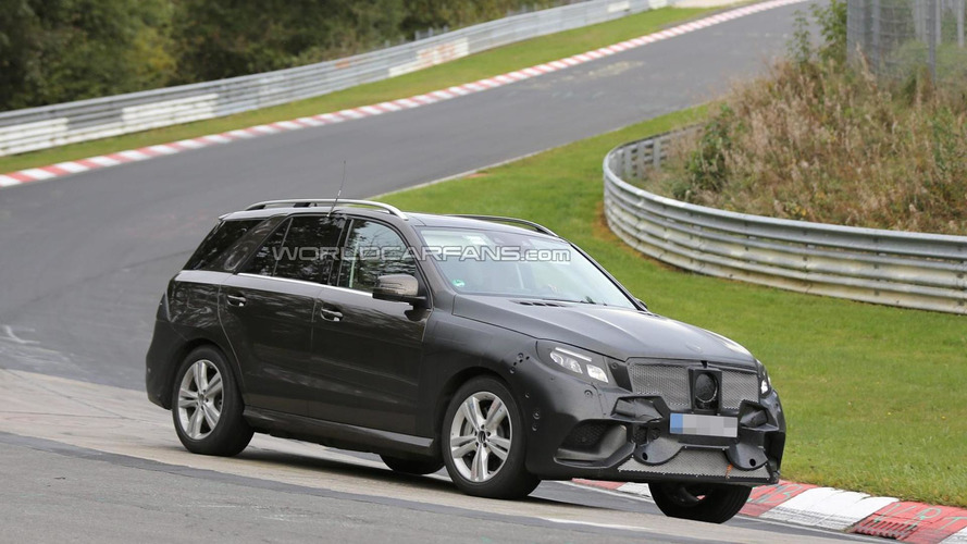 Mercedes-Benz GLE likely debuting on April 1 in New York