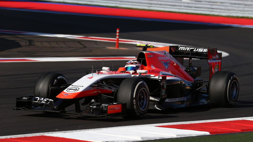 Marussia set to run two cars in Austin