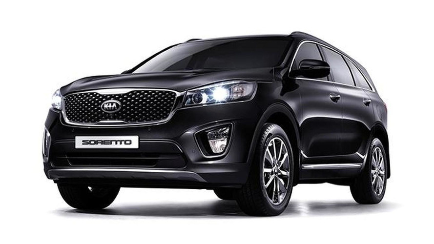 2015 Kia Sorento unveiled in South Korea [video]