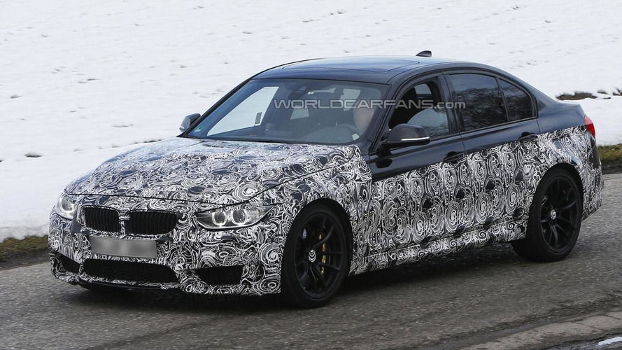 2014 BMW M3 promises to be lighter & more powerful - report