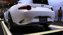 Mazda MX-5 Miata Speedster Evolution concept