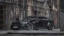 Mercedes S-Class Coupe Prior Design