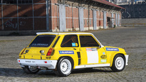 1982 - Renault R5 Turbo Groupe IV et Groupe B