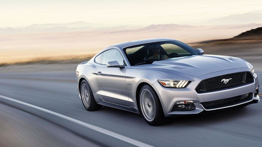 2015 Ford Mustang to receive 10-speed gearbox - report