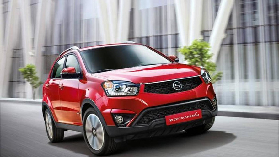 SsangYong heading to the United States with different name - report