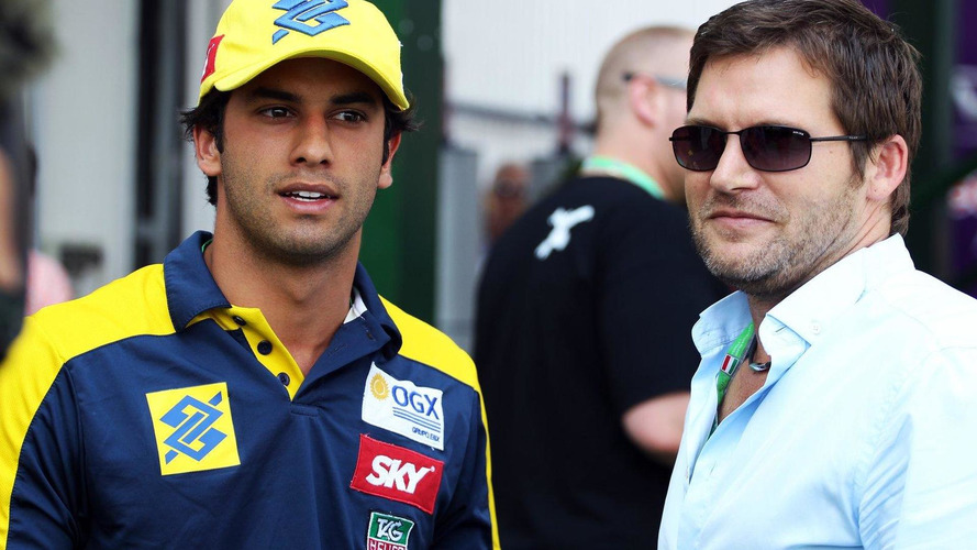 Nasr 'knocking' at Toro Rosso - report
