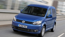 Volkswagen Caddy BlueMotion 22.8.2013