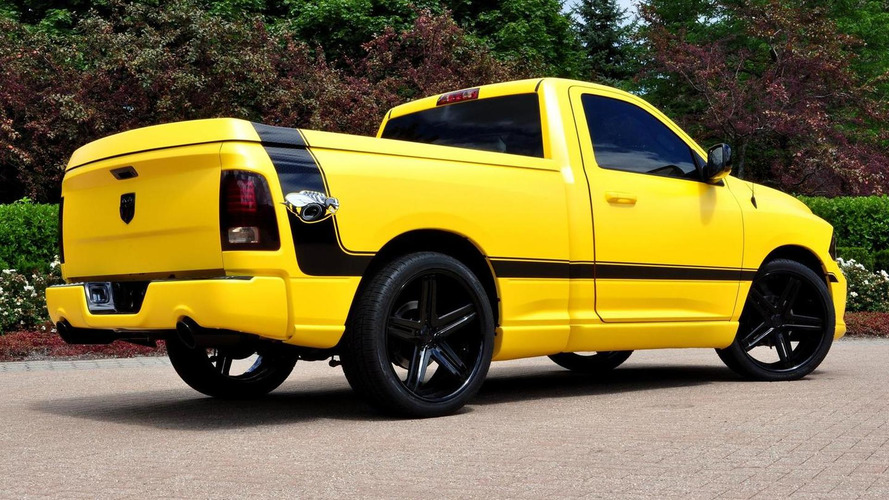 Ram 1500 Rumble Bee concept could be headed for production - report