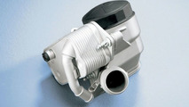 BMW oil/water heat exchanger with oil filter