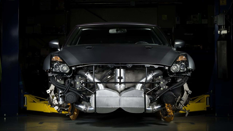 Nissan GT-R by T1 Race Development