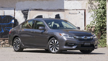First Drive: 2017 Honda Accord Hybrid