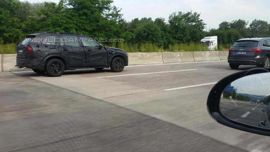WCF reader spies possible second-gen Volvo XC60