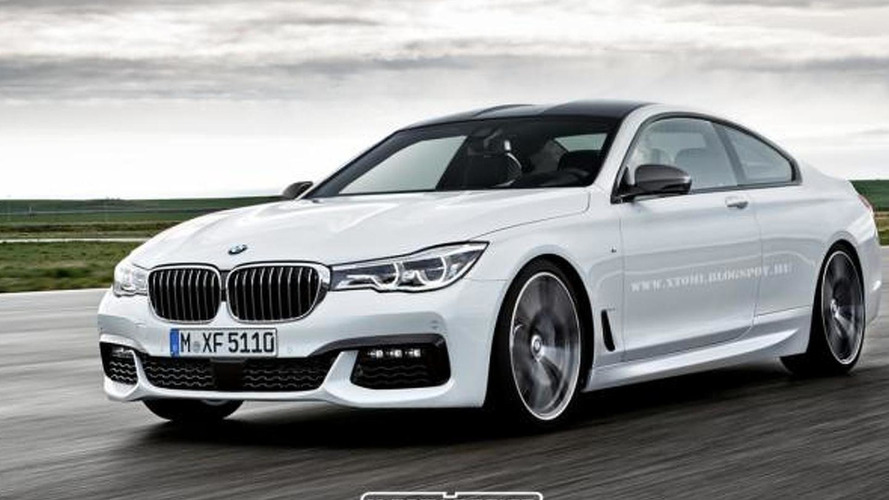 BMW 8-Series imagined as the ultimate coupe