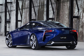 Lexus Will Build the LF-LC Super Coupe