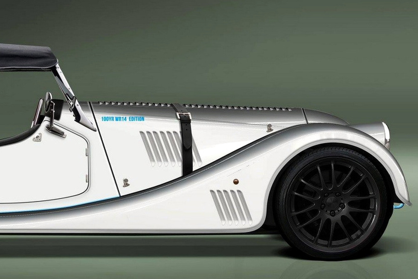Morgan Plus 8 Speedster is Modern Power Wrapped in Vintage Styling