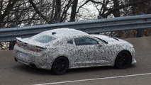 Chevy Camaro ZL1 spy photo