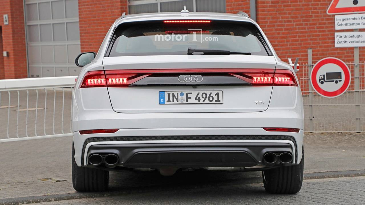 Audi Sq8 Could Be Offered With Both Gasoline And Diesel