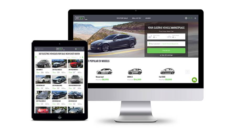 Motorsport Network Launches MYEV.com